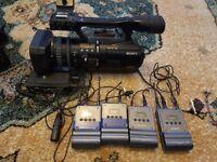 Camcorder Sony HVR 1V