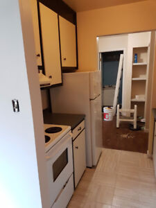 3 bedroom  South End, avail immed
