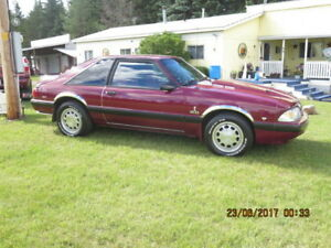 1989 Ford Mustang LX5O Other