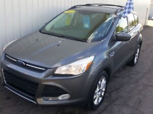 2013 Ford Escape SE 4X4 SE EDITION | LOADED  TOUCHSCREEN AND BAC