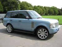 2003 03 REG Land Rover Range Rover 3.0 Td6 auto Vogue