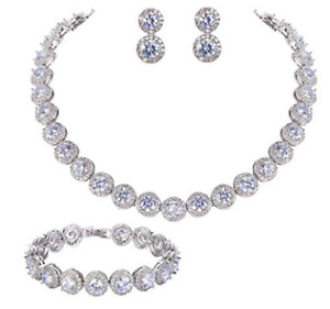 Bride- Wedding - Bridal Jewellery Jewelry Set