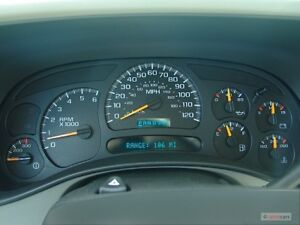 Gm Gauge cluster repair