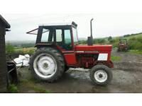 1979 International 584 Tractor