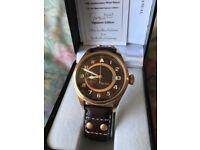 Brandnew. Commemorative 70th anniv battle of britain watch limited Edition.