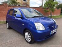 KIA Picanto 1.1 LX 5dr£2,495 p/x welcome FREE WARRANTY.LEATHER SEATS
