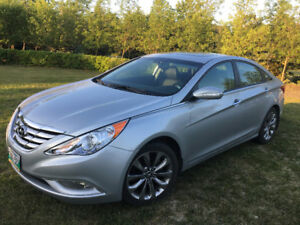 2011 Hyundai Sonata Limited Turbo Sedan