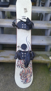 Cool Snowboard - make me an offer n its urs