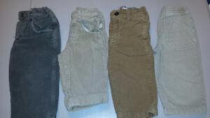 Corduroy Pants - 12 Months
