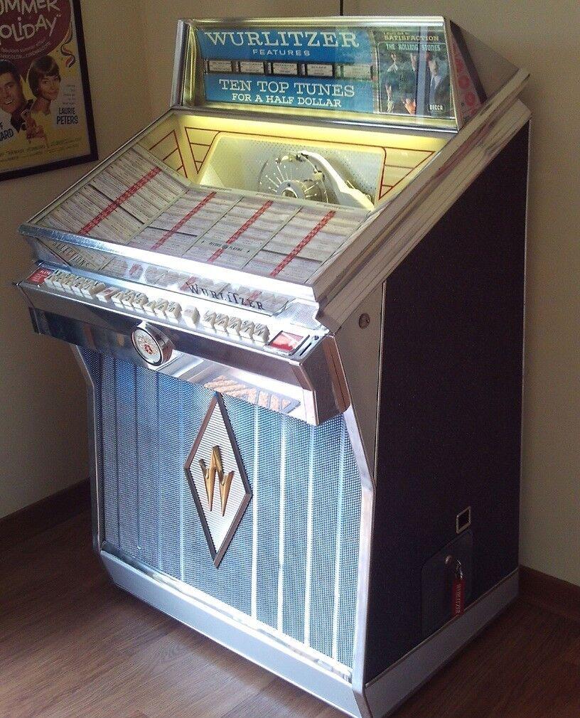 Jukebox for sale - 1962 Wurlitzer 2600