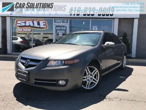 2008 Acura TL AUTO-LEATHER-SNROOF