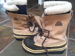 Kodiak winter boots (men's size/7 women's size 9)