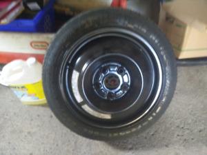 Tire spare