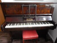 Horne Thompson & co piano