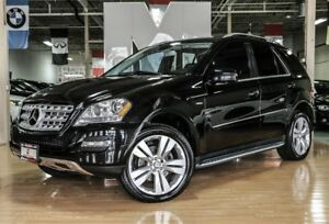 2011 Mercedes-Benz M-Class ML350 BlueTEC - NAVI| BACK UP| SUNROO
