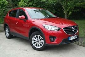 2017 Mazda CX-5 2.2d SE-L Nav 5 door Diesel Estate