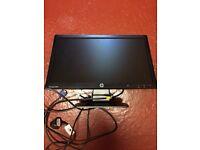 "Hp COMPAQ 20"" Monitor"