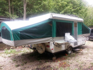 POP UP TENT TRAILER FOR SALE
