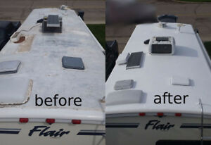 Rv and Trailer Roofing Repair & Replacement