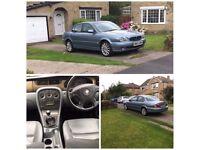 Jaguar X Type 2.0 Diesel Sport + Low Mileage + 1 Owner + Grey Leather Seats +