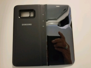 Samsung Galaxy S8+ see through case