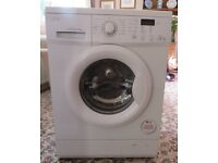 LG washing machine. model F1206ND Direct Drive 6kg A++ energy rated. Excellent condition