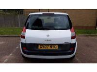 2007 Renault Scenic 1.5 dCi Authentique Hatchback 5dr HPI Clear Service History @07445775115@