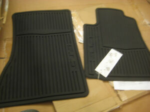 NEW Cadillac CTS RWD Premium All Weather Front Floor Mats