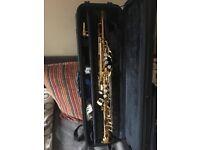 Selmer soprano saxaphone