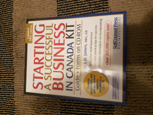 Business starter book