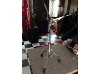 Stagg snare drum stand double braced