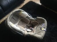 Chicco car seat, baby seat. Carseat, Babyseat