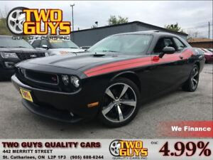 2014 Dodge Challenger R/T Classic   Leather   Roof   Hemi   Grea