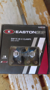 Brand new handle bar clamps for dirt bike