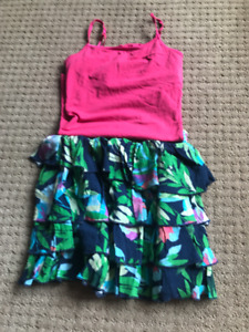 Teen/youth summer skirts, tops, size XS, great brands