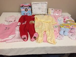 Great selection of baby girl clothes