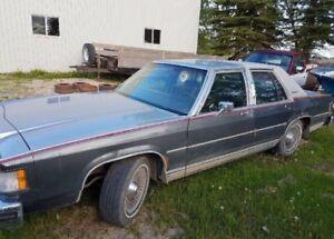 1987 Grand Marquis $700 OBO