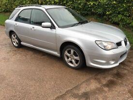 Subaru Impreza Sports Wagon 2006 Car For Sale