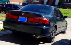 2000 Honda Accord For Sale With Summer/Winter Wheels