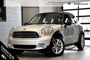 2014 MINI Cooper Countryman PROMO + 1.50% + NOUVEL ARRIVAGE + KE
