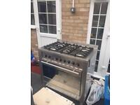 For Sale Ariston Gas Cooker With 5 Hobbs Including Grill, Oven, & Hood. £250 ONO