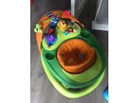 Chicco activity baby walker unisex Like New with box