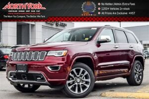 2017 Jeep Grand Cherokee New Car Overland|4x4|ActiveSafetyPackag