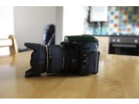 Fujifilm Finepix IS-1 Infrared Camera