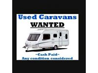 Same Day Cash For Caravans Trailers Horse Boxes