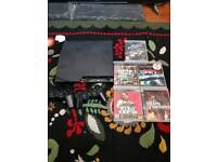 Ps3 2 controllers and games