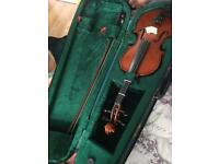 1/2 size stentor student violin