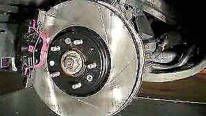 BARRIE CHEAP BRAKE JOB-We do complete BRAKE SERVICE ROTORS PADS