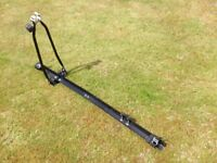 ROOF BAR MOUNTING BIKE/CYCLE CARRIER, it is in good used condition, easy to fit
