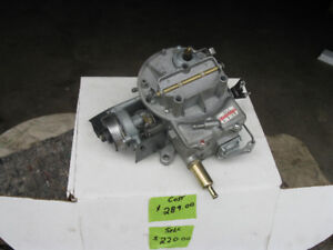 NOS FACTORY REMAN FORD 302 - 351 CARBURETOR